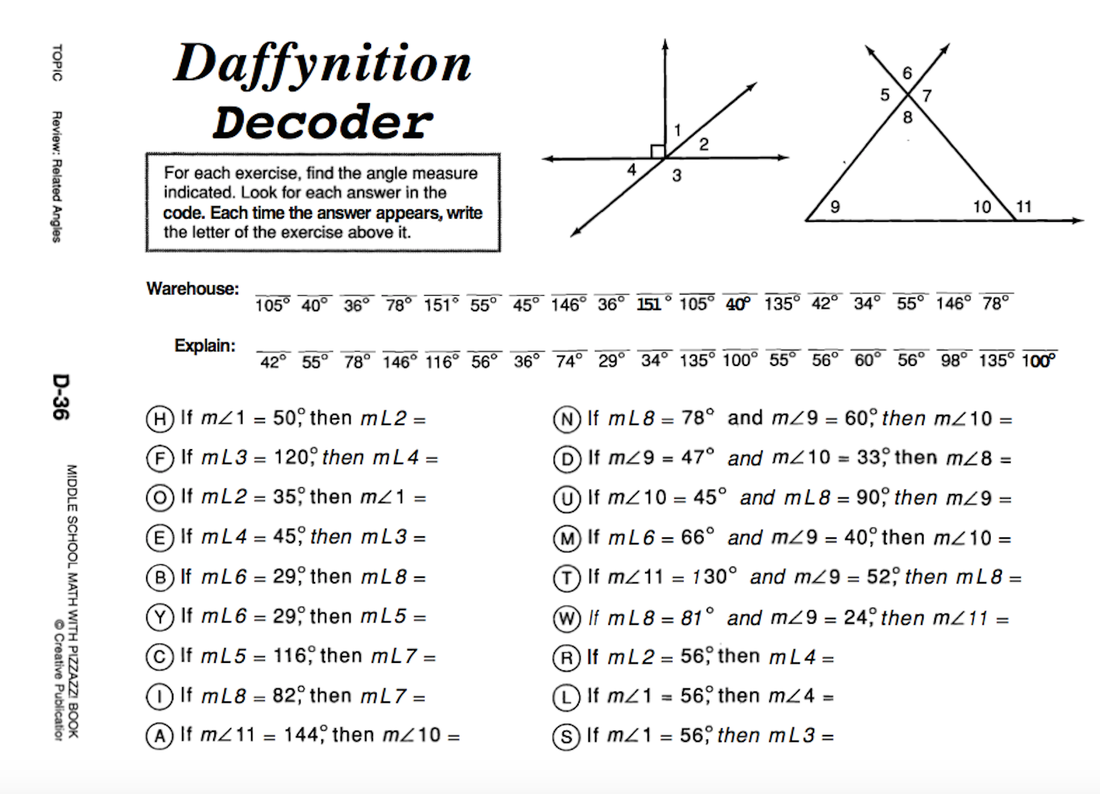 Daffynition Decoder Answer Key Page 121 + My PDF ...